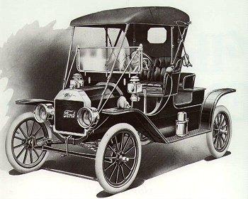 1927 modelo t henry ford