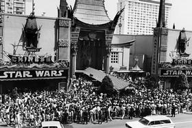 1977 estreia do filme guerra das estrelas2