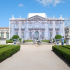 Palacio de Queluz com tela lowres |img: PSML