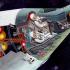 Projeto Gemini, o segundo programa de voos espaciais tripulados da NASA   Img: NASA