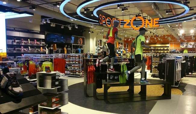 Citaten Sport Zone : Sport zone abre a primeira loja em bangalore na Índia