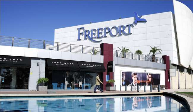 5ª louca no Freeport Fashion Outlet