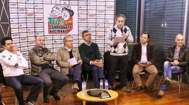 Campeonato Nacional de Trial 4x4 2016