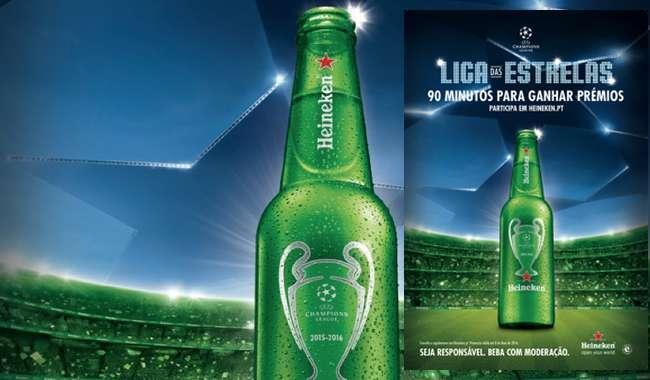 """""""Liga das Estrelas"""" da Heineken®"""