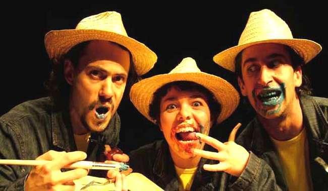 """""""Vincent, Van e Gogh"""" Teatro O Bando, em Vale dos Barris, Palmela!"""