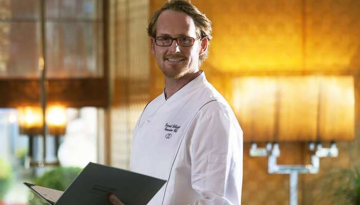 Chef Executivo Daniel Schlaipfer, do AdLib