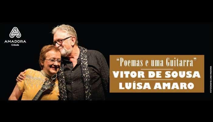"""""""Poemas e uma Guitarra"""" na Amadora no Dia Mundial da Poesia"""