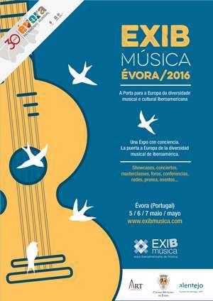 III EXIB Música | Évora 2016