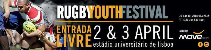 Portugal Rugby Youth Festival 2016