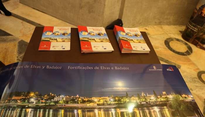 Elvas e Badajoz promovem fortificações abaluartadas