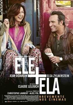"""""""Ele + Ela"""" nos cinemas a 9 de junho"""