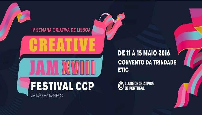 Festival do CCP e IV Semana Criativa de Lisboa