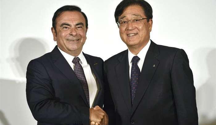 Aliança Nissan -Mitsubishi Motors