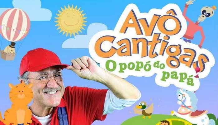 Avô Cantigas no Cine-teatro S. João a 19 de junho