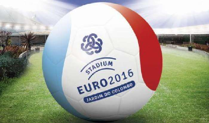 Centro Colombo em Lisboa cria fanzone Euro 2016