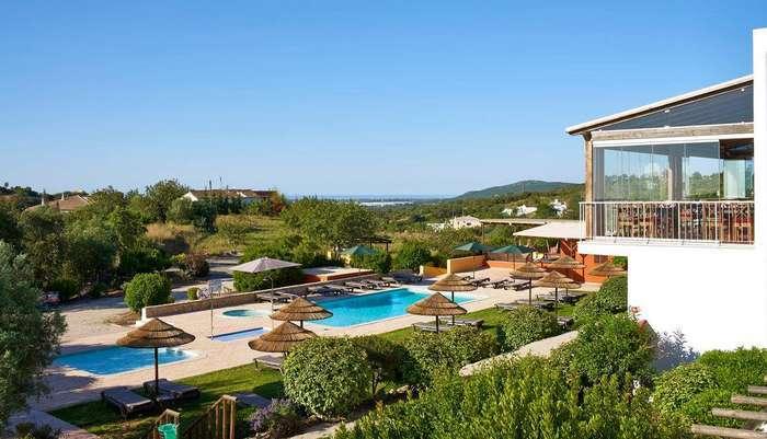 Arraial de São João no Hotel Quinta do Marco no Algarve