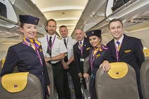 Monarch - 17 junho - voo Lisboa-Birmingham