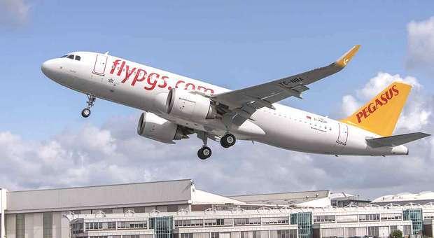 Pegasus Airlines já opera Airbus A320neo CFM