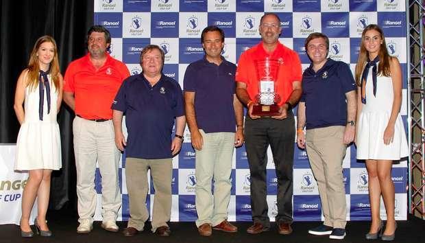 Vitória de José J. Costa no Rangel Golf Cup 2016