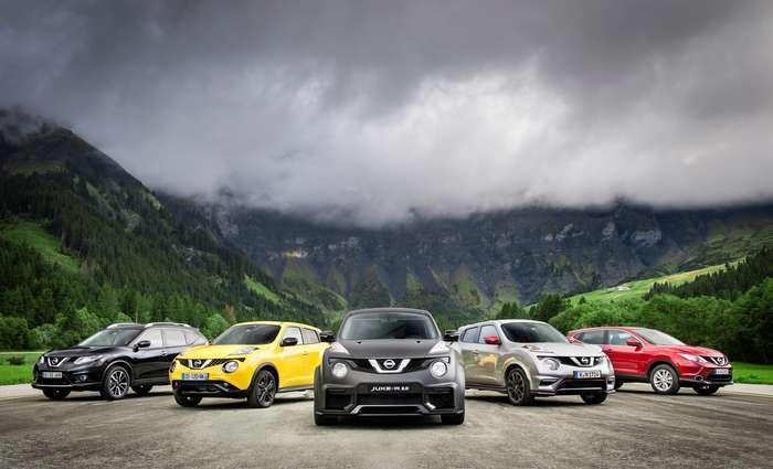 Nissan reduz emissões de dióxido de carbono