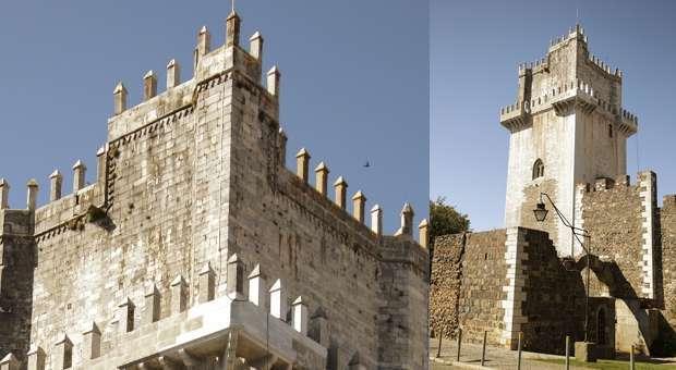 Reabre a Torre de menagem do Castelo de Beja