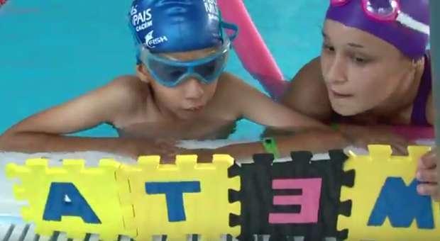 Colónia de Férias para crianças especiais no Algarve