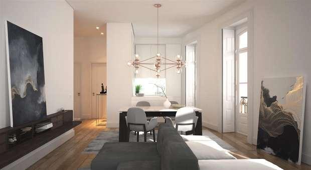 Novo projeto residencial na Calçada da Estrela