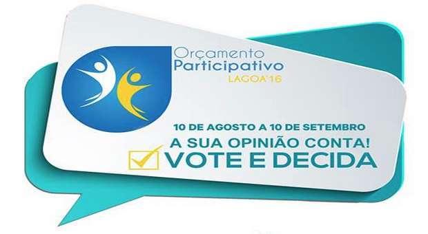 Votação do Orçamento Participativo em Lagoa no Algarve