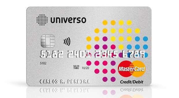 Cartão Universo já chegou a 300 mil clientes