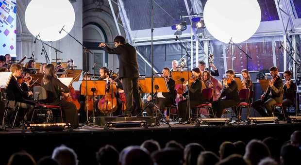 Integral das Sinfonias de Beethoven no Terreiro do Paço