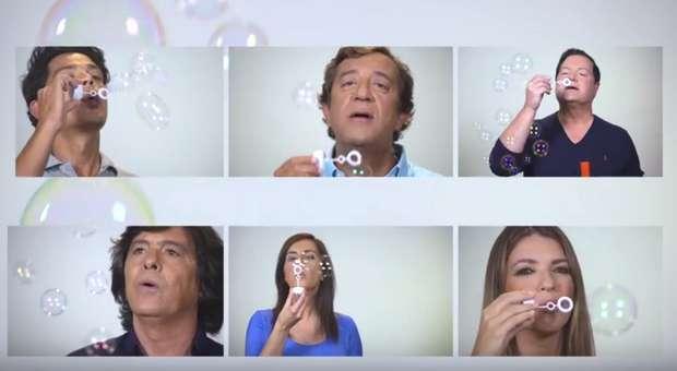Bolas de sabão sensibilizam portugueses para o linfoma