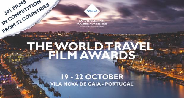 Festival Internacional de Cinema de Turismo em Vila Nova Gaia
