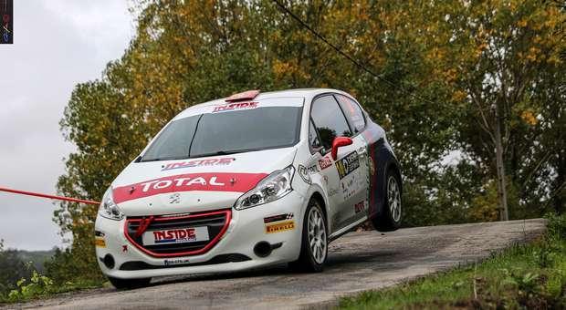 Diogo Gago terminou vitorioso no Rallye Casino de Espinho