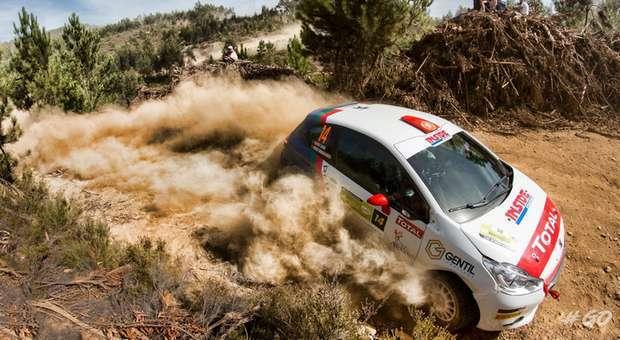 Diogo Gago aposta no Rallye Casino de Espinho