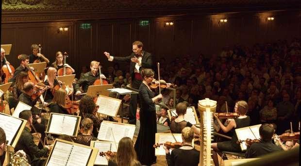 Concertos solidários da OSJ Zurique a favor da ACREDITAR