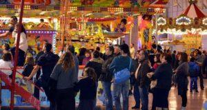 Natalis e Diverlândia celebram o Natal na FIL