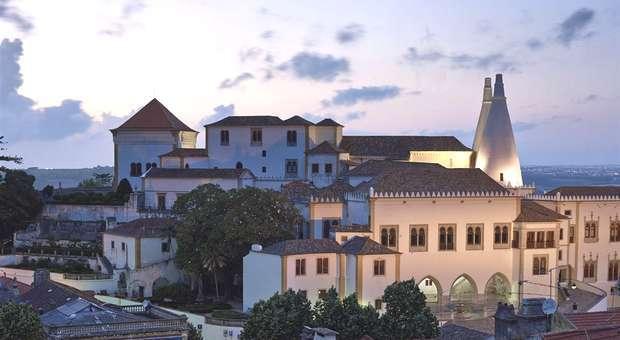 A Incrível Fábrica de Natal no Palácio Nacional de Sintra