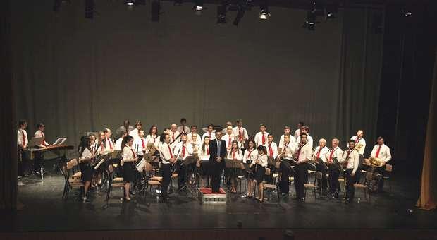 Concerto de Natal no Cineteatro D. João V na Amadora
