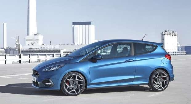 A Ford anuncia a nova geração Ford Fiesta ST 200 CV