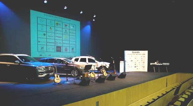 Gala Spal homenageia pilotos e entidades da Guarda