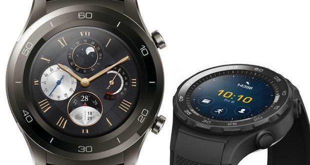 Huawei apresenta o novo smartwatch, o Huawei Watch 2