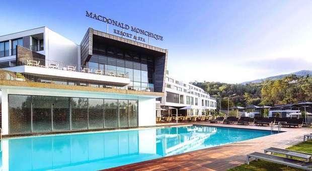 Macdonald Monchique acolhe seis equipas da Volta ao Algarve