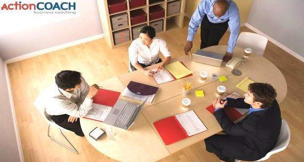A ActionCOACH é especialista na promoção de negócios