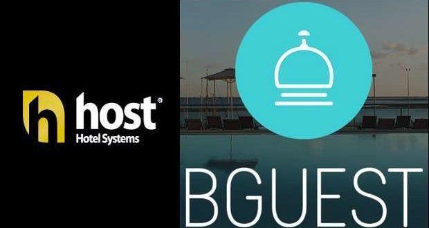 Parceria B-Guest e Host Hotel dirigida ao setor hoteleiro