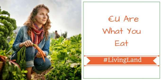 Living Land por uma politica agrícola europeia mais sustentável