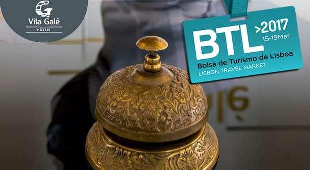 Novidades, desafios e prémios no stand Vila Galé na BTL