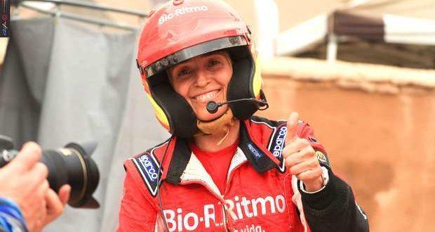 Elisabete Jacinto em alta no Morocco Desert Challenge