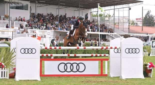Cavaleiro Francês venceu em Lisboa o Grande Prémio Audi