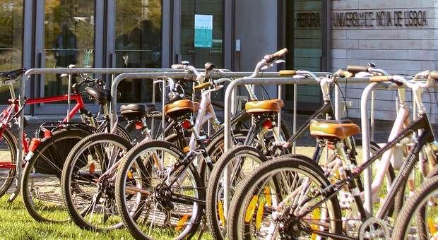 A Universidade NOVA de Lisboa incentiva a Academia a Pedalar