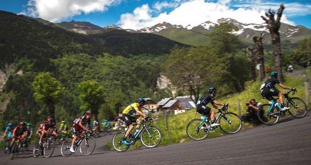 Chris Froome no 68.ª Critérium du Dauphiné. Créd_Lionel Bonaventure/ Getty Images